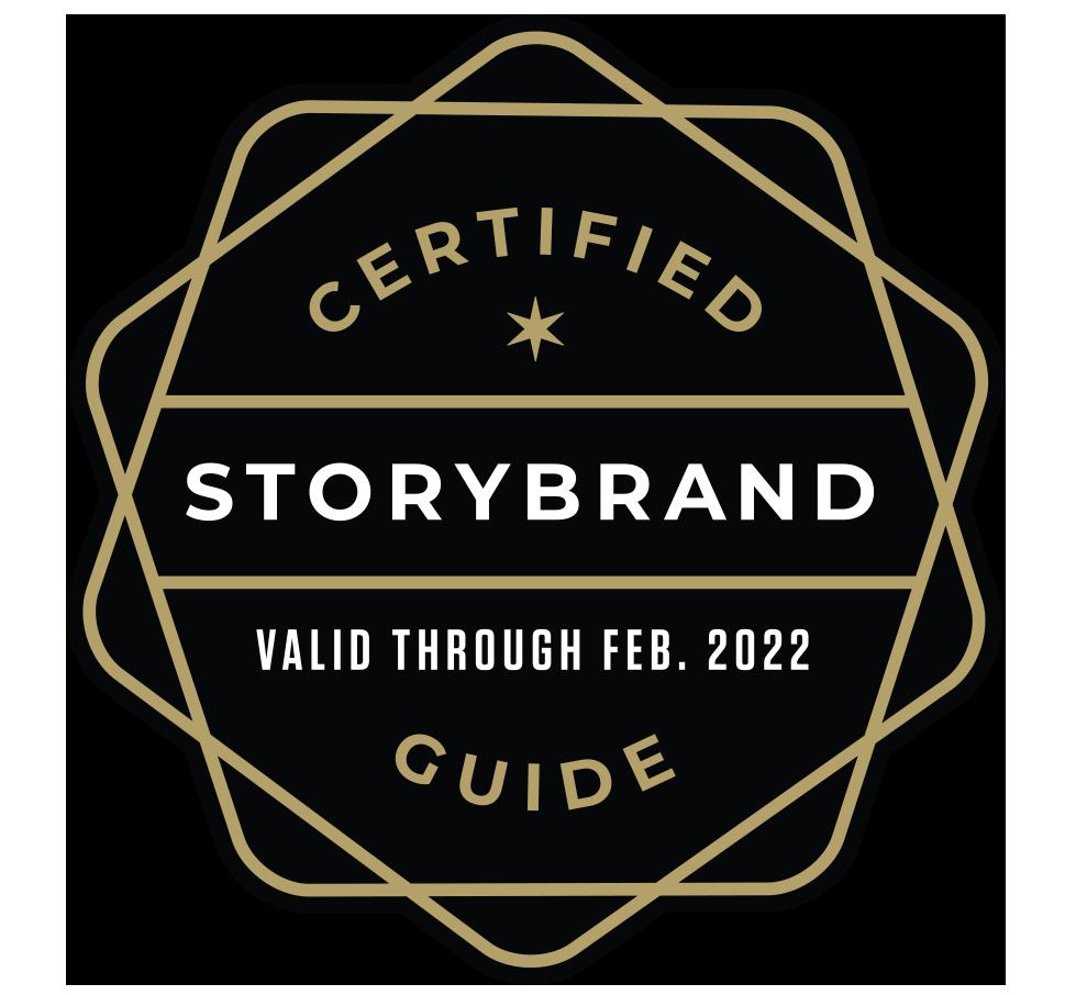 StoryBrand Guide Badge